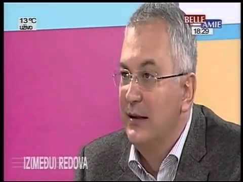 Драган Шутановац у емисији ''Између редова'' ТВ Белами (18.11.2015)
