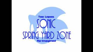 Tee Lopes  Spring yard zone Reimagined
