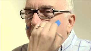 <h5>Sir Peter Leitch supports Blue September 2014</h5>