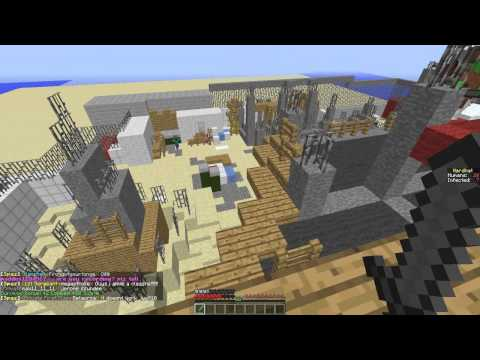 Minecraft Infected (Call of Duty Gamemode) MCInfected