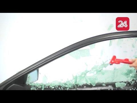 Hướng dẫn trẻ thoát ra khi mắc kẹt trong xe hơi @ vcloz.com