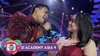 Video Fildan dan Lesti - Kiblat Cinta | DA Asia 4 MP3, 3GP, MP4, WEBM, AVI, FLV November 2018