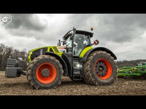 NEWS 2017 | Claas Axion 960 | Arion 600 !!!