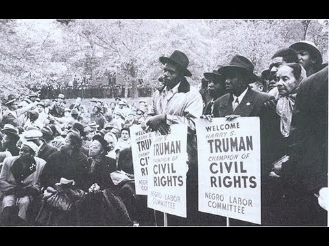 Obtaining Civil Rights, Not  Human RIghts
