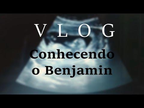 VLOG - conhecendo o Benjamin, nutricionista..
