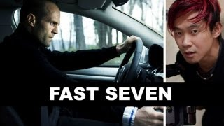 Fast And Furious 7 Aka Fast 7  Jason Statham&James Wan - Beyond The Trailer