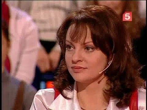 """Наталья Толстая - """"Первая любовь"""" (5 канал 28.12.2008)"""