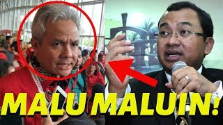 Video BIKIN KAGET! BPN Jawab Ganjar Pranowo Kel!ru Tuding Prabowo Drama MP3, 3GP, MP4, WEBM, AVI, FLV April 2019