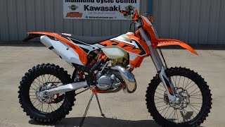 2. $8,699:  2016 KTM 200 XC-W  Overview and Review