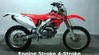 2. 2012 Honda CRF 450X - Info