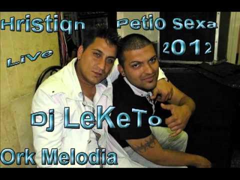 Ork Melodia  Vasko Kitaeca Live Shiptarsko 2012 Dj LeKeTo
