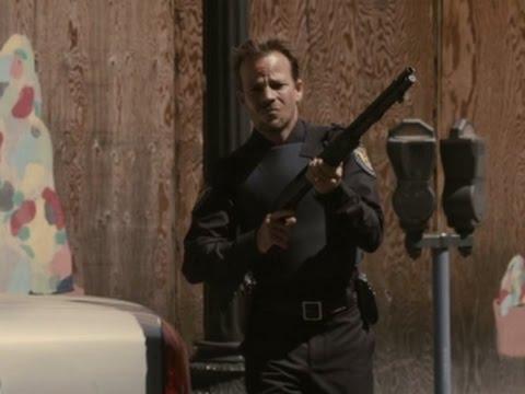 OFFICER DOWN - Dirty Copland (Trailer Link + Kritik) Review Thriller