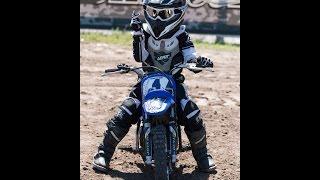 10. Yamaha Pw50 Stunts and Tricks