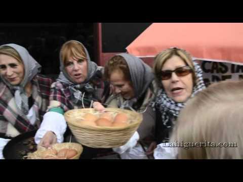 Lunes de disfraces del Carnaval de Isla Cristina 2016