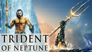 AQUAMAN | TRIDENT OF NEPTUNE (POSEIDON) | DCEU & Greek Mythology #1 | Myth Stories