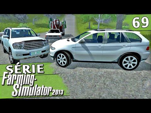 Farming Simulator 2013 - Acidente na Fazenda