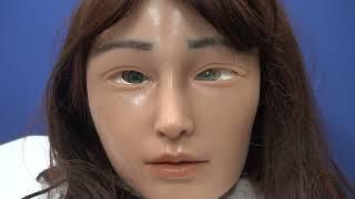 ロボの目にも涙・・・ 関西大、涙を流すロボット開発