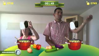 Vidéo Denis G vs A N