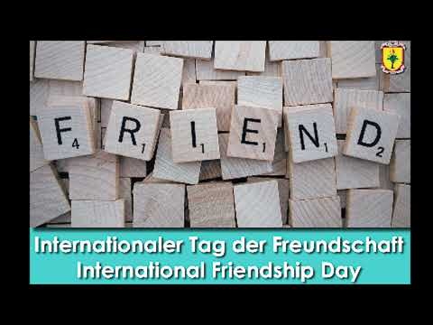 DHPS Kindergarten: Tag der Freundschaft - Day of Friendship