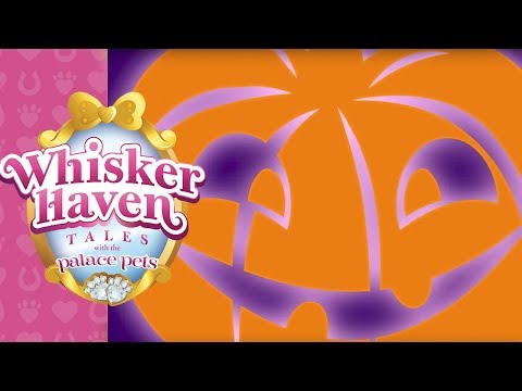 Happy Hallow Haven! | Whisker Haven Tales with the Palace Pets | Disney Junior