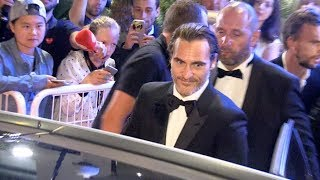 Video Joaquin Phoenix and his girlfriend Rooney Mara after the Closing Ceremony of the Cannes Film Festiva MP3, 3GP, MP4, WEBM, AVI, FLV Mei 2017