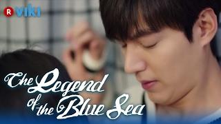 Video [Eng Sub] The Legend Of The Blue Sea - EP 15 | Jun Ji Hyun Pushes Lee Min Ho Against the Wall MP3, 3GP, MP4, WEBM, AVI, FLV April 2018