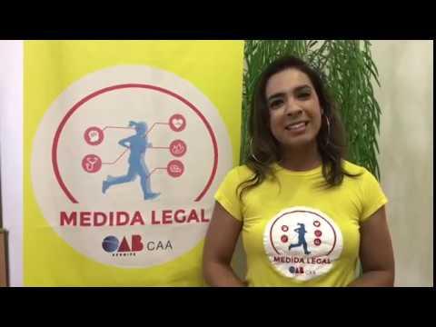 Nutricionista Mariana Lima - Medida Legal