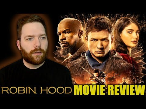 Robin Hood - Movie Review