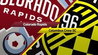 Shkelzen Gashi, Zac MacMath, and the Colorado Rapids look to win their second consecutive home game as they welcome Justin Meram, Federico Higuain, ...