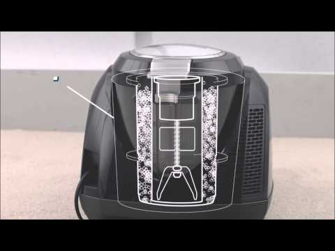 BOSCH NEW SILENCE VACUUM CLEANER
