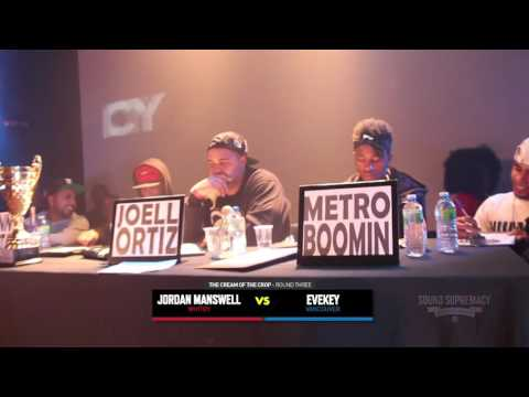 Battle of the Beat Makers 2014 - Part 6 (Metro Boomin, Sonny Digital & Joell Ortiz)