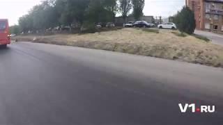 Опасное шоссе Авиаторов