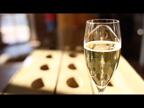 How Sparkling Wine is Made —Blue Mountain Vineyard and Cellars