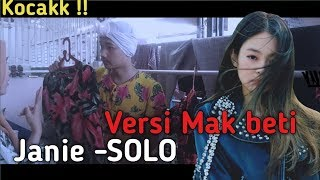 JANIE - SOLO cover by  MAK BETI !!