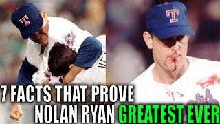 Video 7 Facts That Prove Nolan Ryan WAS THE GREATEST OF ALL-TIME! MP3, 3GP, MP4, WEBM, AVI, FLV Oktober 2018