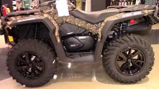 9. 2019 Can-Am OUTLANDER XT 650 EFI - New ATV For Sale - Elyria, OH
