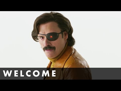 Mindhorn (Viral Video 'Welcome to the Internet')