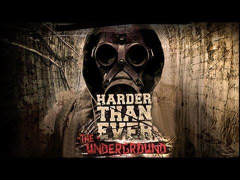 Harder Than Ever 2015 The Underground | Raw Hardstyle | Goosebumpers (видео)