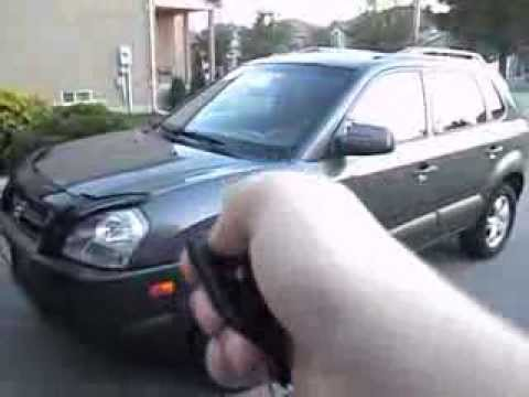 2008 Hyundai Tucson V6 Startup Engine & In Depth Tour