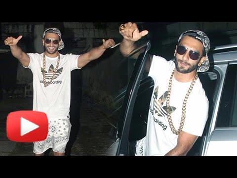 Ranveer Singh As Yo Yo Honey Singh - Cool Or Not ?