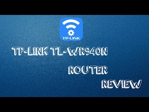 TP LINK TL-WR940N Wireless and router review