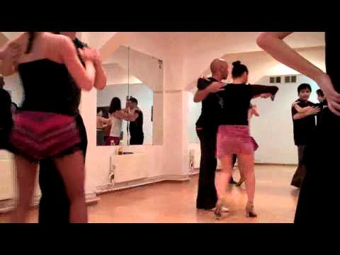 "Lesson: ""Routine 1"" (Zumba Fitness Plus, Salsa Dance Class)"