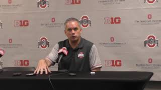 Ohio State head coach Chris Holtmann press conference July 18 - ELEVENWARRIORS.COM