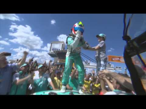 Vídeos da premiação: Campeão