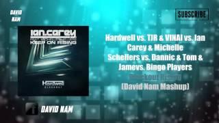 Hardwell - Blackout vs. Keep On Rising (David Nam Mashup)