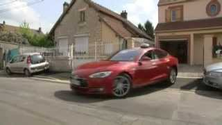 Video Youtube de TAXI TESLA