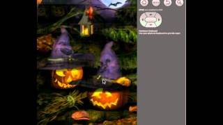 ADW Launcher Theme Halloween YouTube video