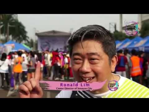 Kemeriahan Fashion Festival Run 2015