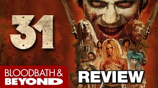Nonton Rob Zombie S 31  2016    Horror Movie Review Film Subtitle Indonesia Streaming Movie Download