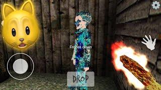 UNFREEZE THE FROZEN CLOWN??   Evil Kid - The Horror Game